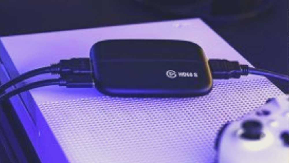 Connect Ps4 and HDMI to Card