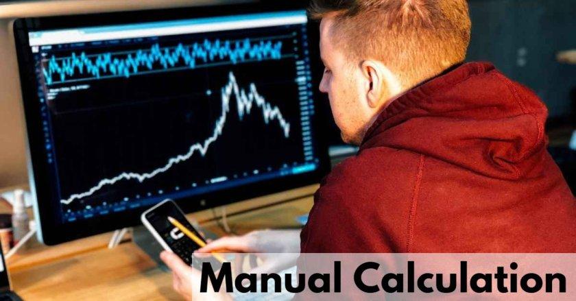 Manual Calculation