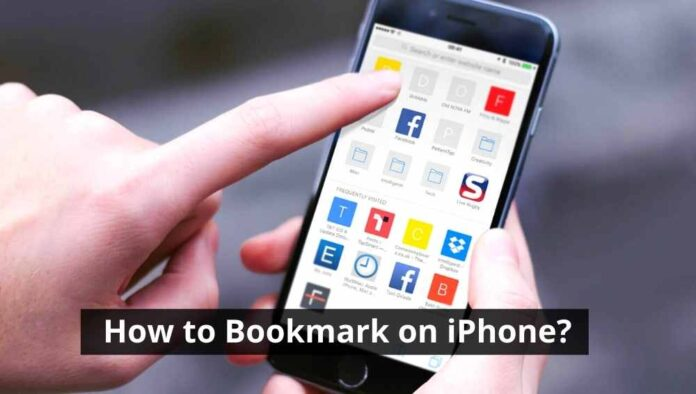 How to Bookmark on iPhone?