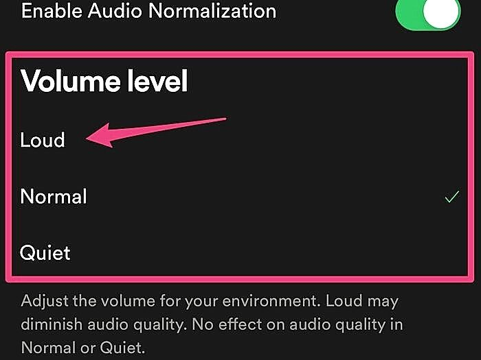 Increase your Extent Degree in Spotify