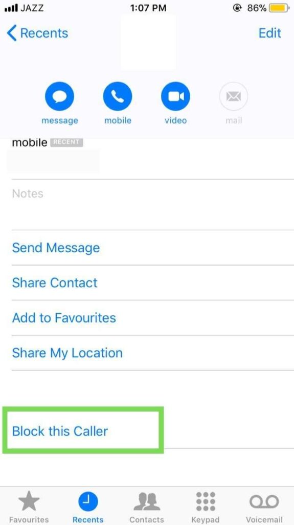 How to Unblock a Number or Contact on iPhone