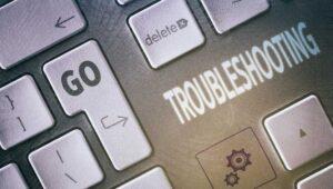 Troubleshoot the Keyboard