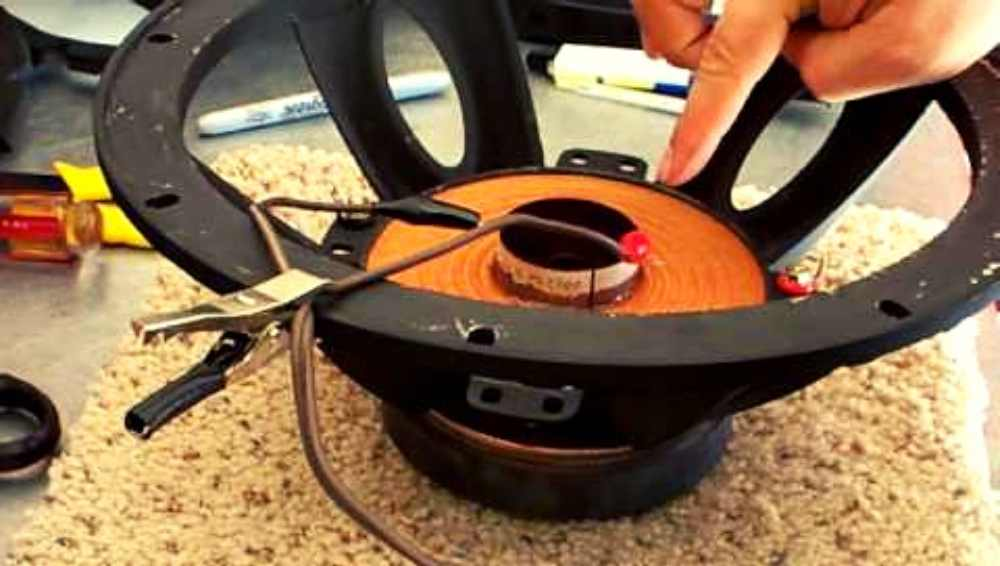 Assess the Voice Coil