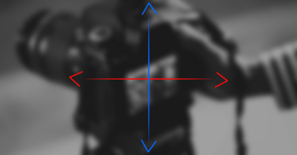 Move the camera with direct controls