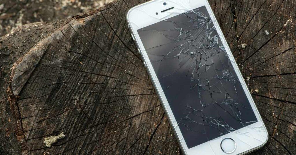 iPhone having broken physical button